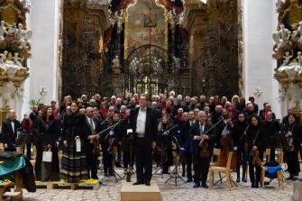 Auftritt Kloster Einsiedeln 2019