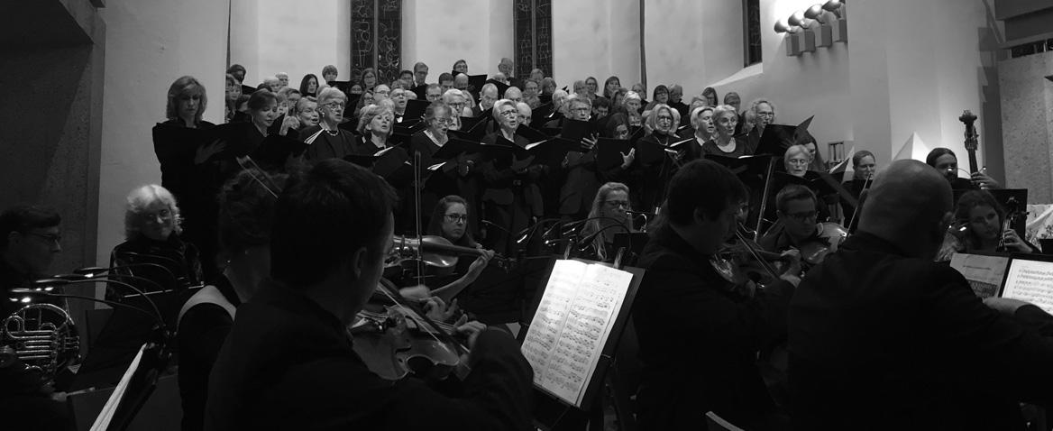 Adventskonzert Reformierte Kirche Bülach 2018